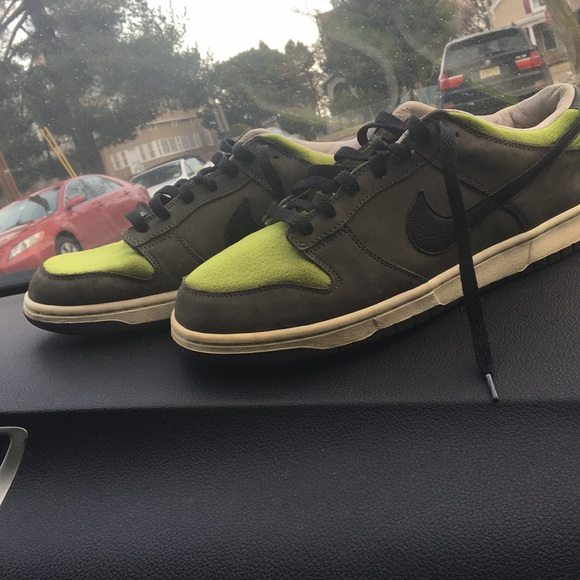 size 40 f0ff0 e16be reduced nike dunk kermit the frog 0d105 78d86